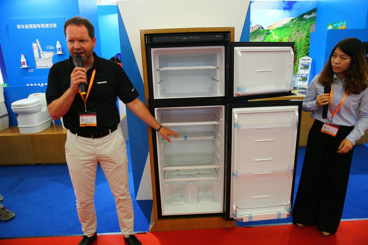 赛特福德新品冰箱N10DC发布 容量达276升 拥有更大的冷冻柜