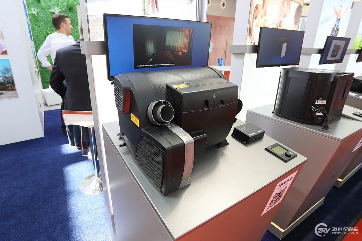 适用于B型车 特鲁马国内发布气电双能源取暖设备