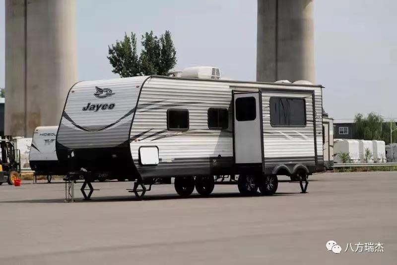 欧美拖挂房车的福利《房车移步器》