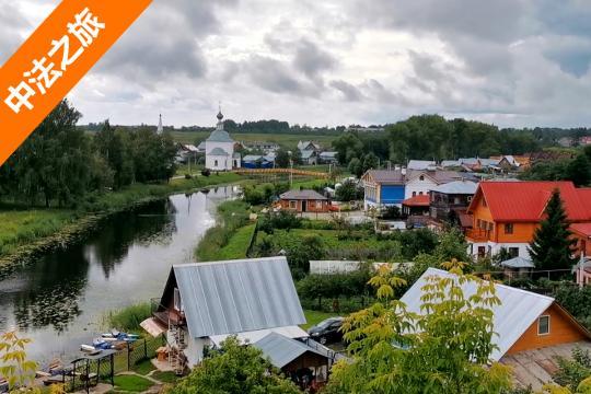 仅9平方公里小镇就有50座教堂和修道院 游最美金环小镇苏兹达尔