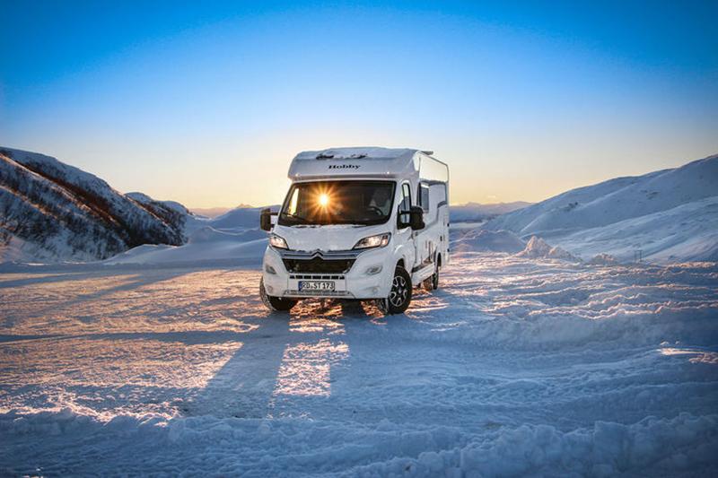 零下15℃也有不错的保温效果 豪彼发布OPTIMA系列房车