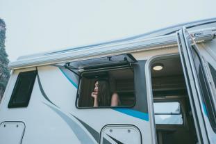 【摄影】分享一组房车美图