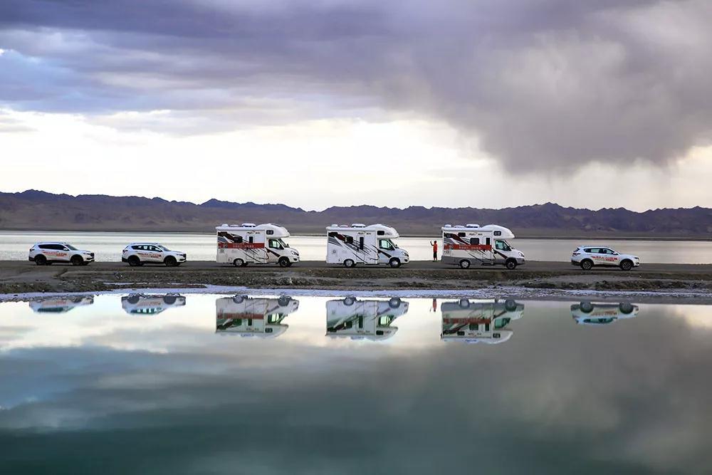 瑞弗房车与捷途一起用行动定义未来