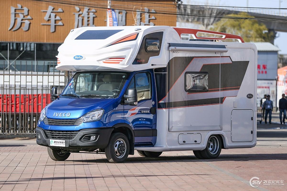 最高优惠3万元 亚特房车5款车型将参加8月北京房车展