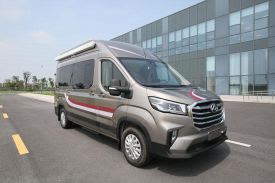 上汽大通RV90亮相车展 接受盲订 多款车型钜惠促销