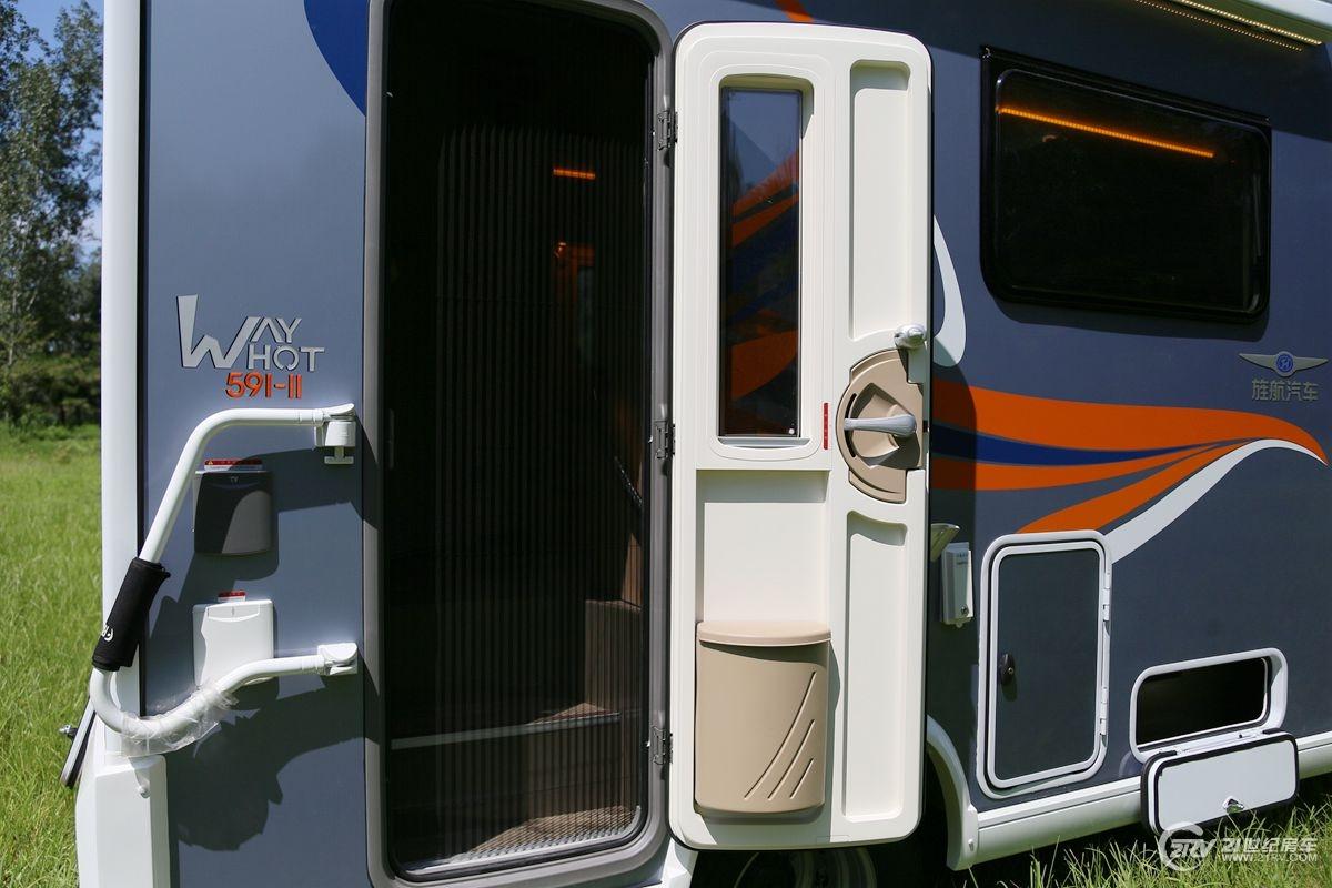 591-II(6.5T)车身外观