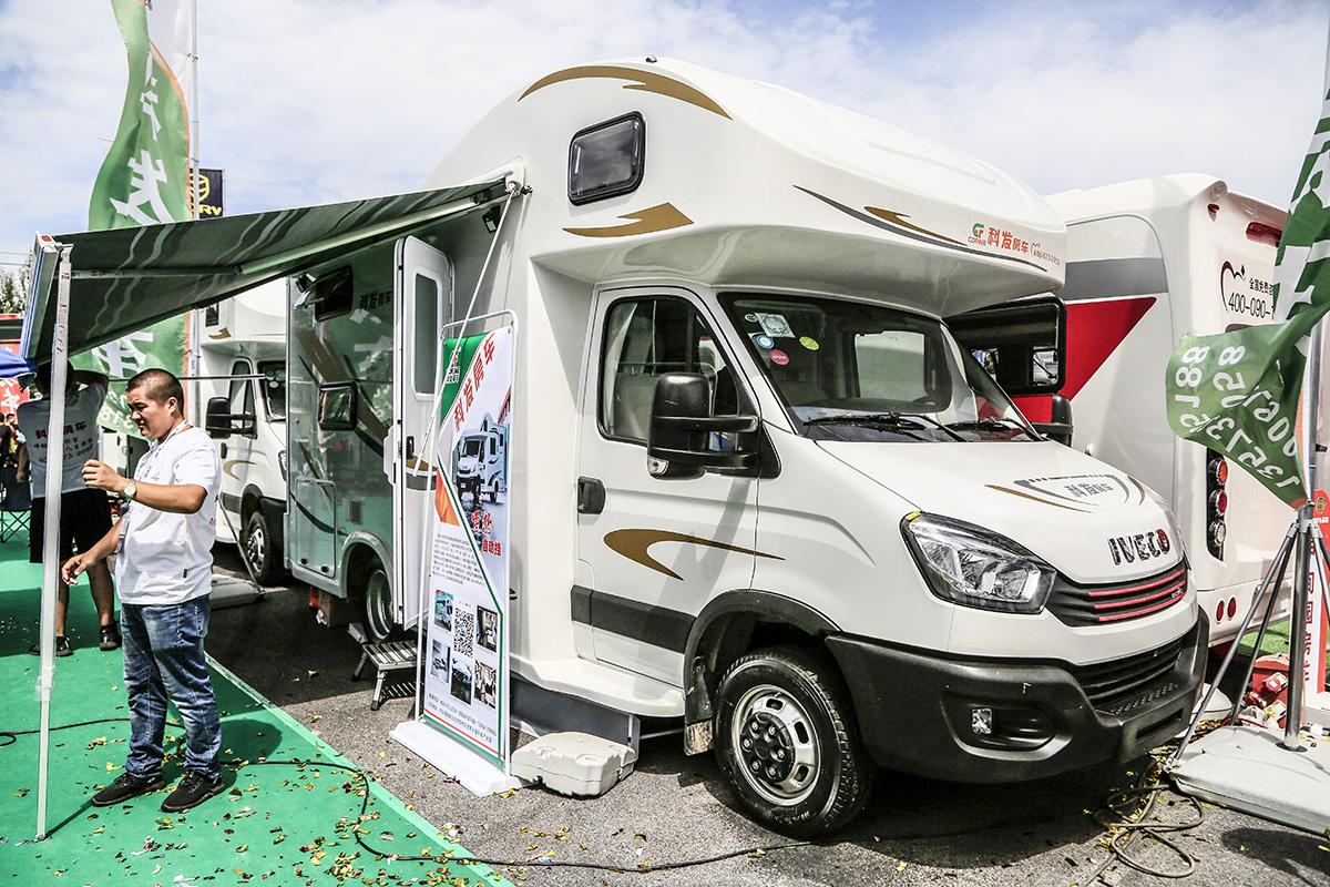 售价42.8万元 科发雪豹旅行版房车正式发布