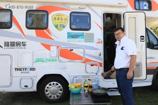 21RV房车家族·隆翠房车中法之旅(第六十八天)