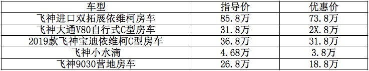 最高优惠12万 飞神房车5款车型参加双十一购车节.jpeg