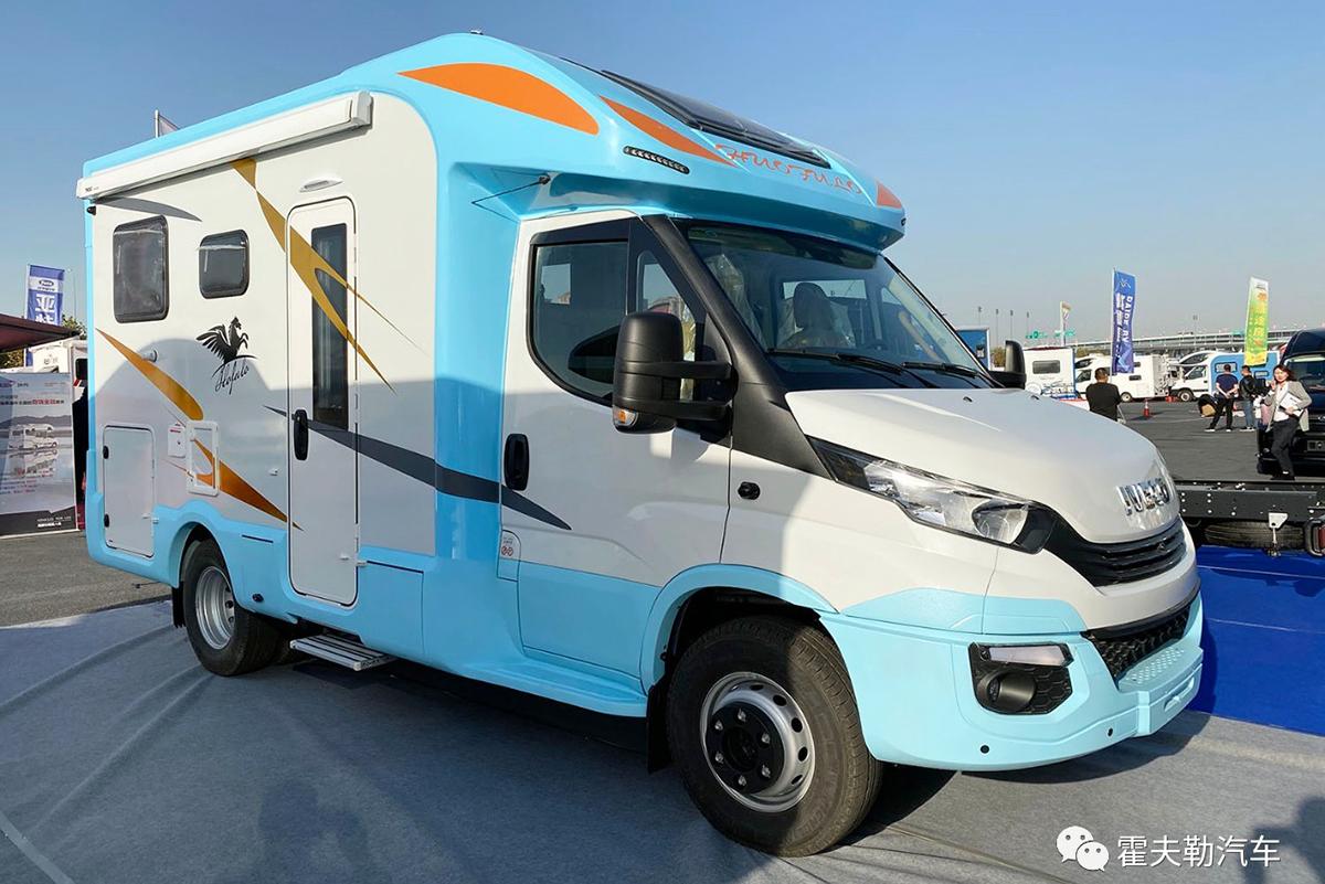75.8万元起 霍夫勒进口依维柯T型房车正式发布