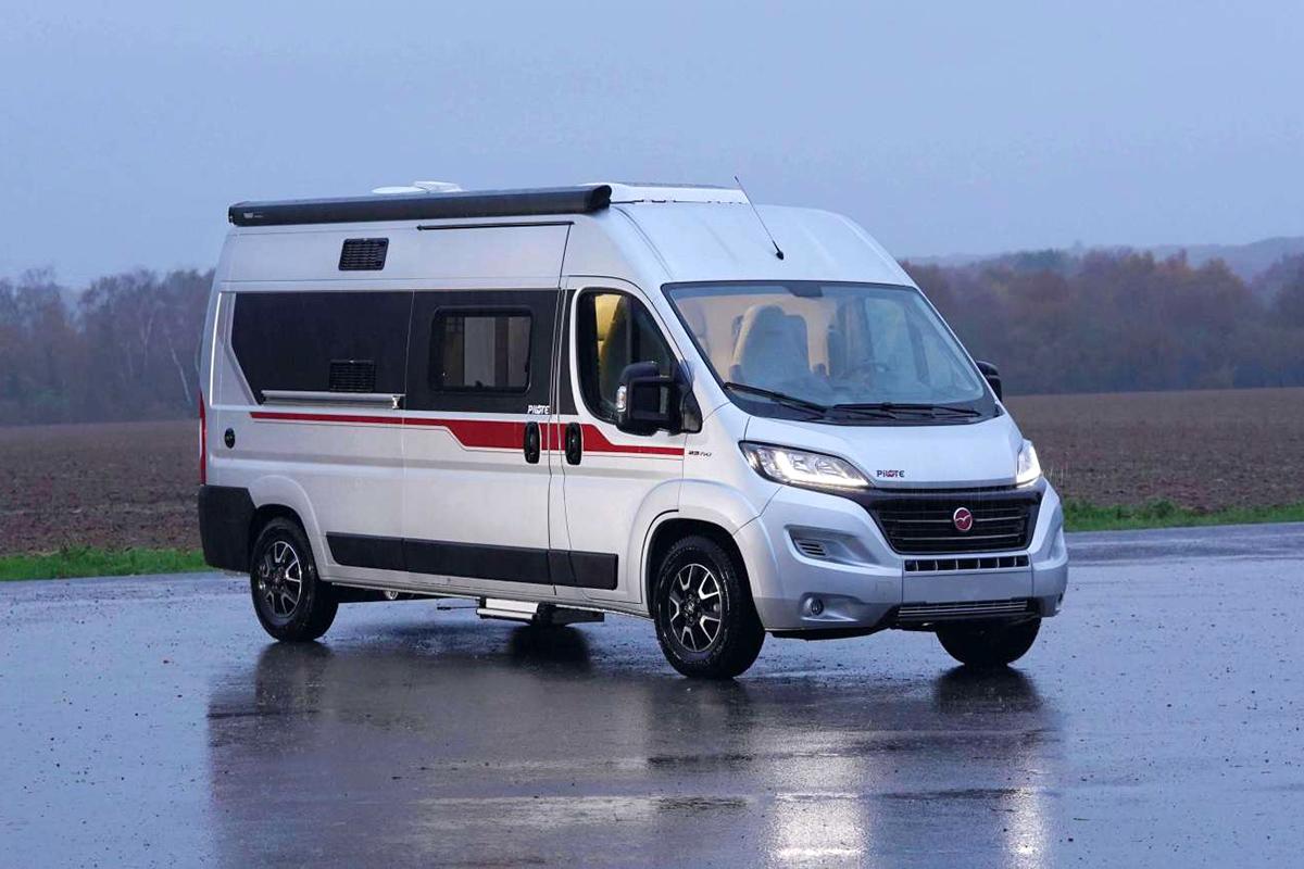 湃力特V600G露营车海外发布 有望明年进入国内市场
