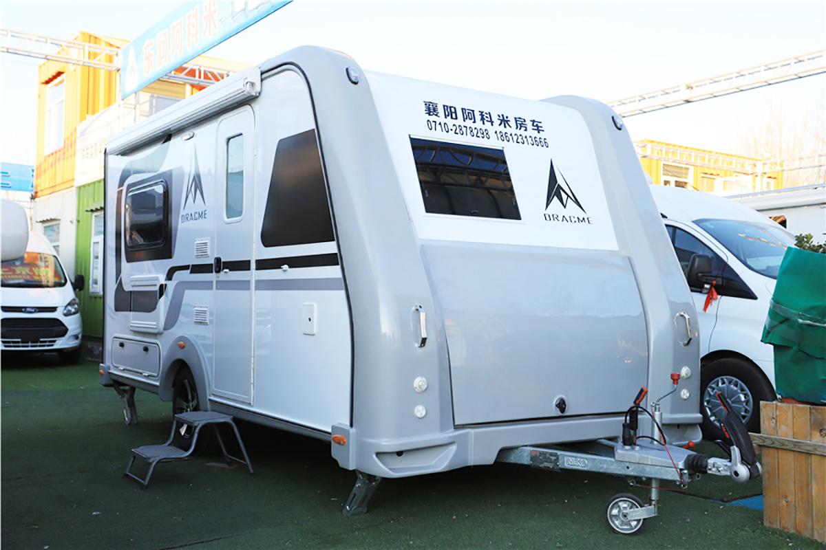 10.98万元起 阿科米公路拖挂房车正式发布