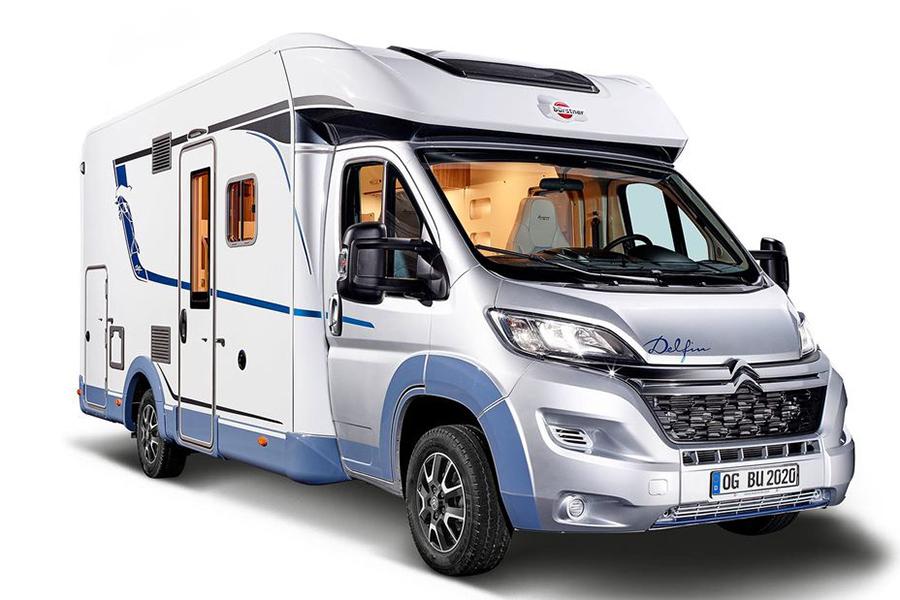 售价3.8万欧元起 宾仕盾房车两款全新车型下月发布