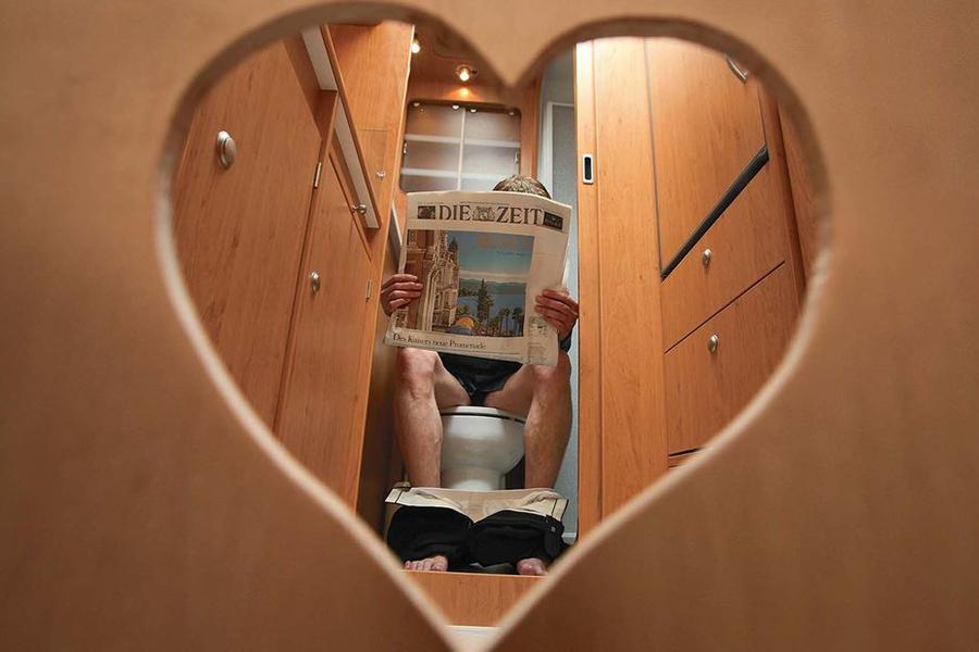 到底是谁开启了房车的厕所革命?发明者可能已经被遗忘