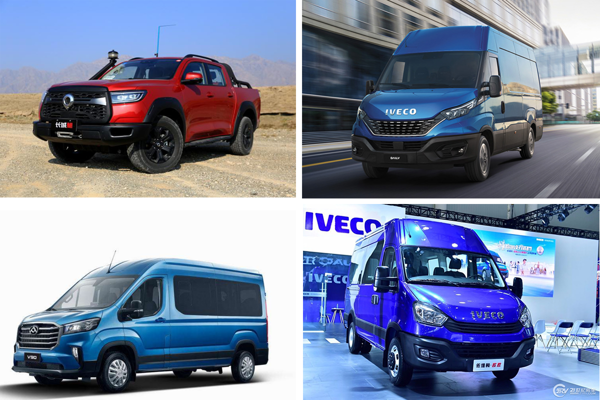 进口+国产 2020年最值得期待的五款房车底盘盘点