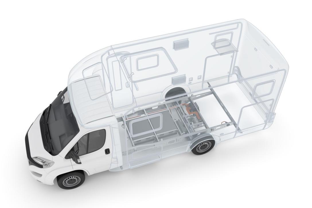 大部分人专注传统房车的时候 爱科却在研究这个 它将改变全球房车格局