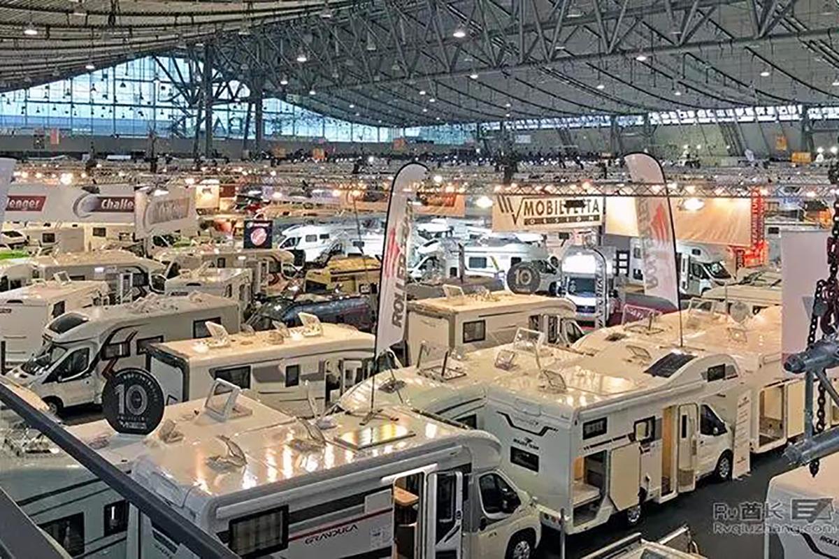 值得国内行业借鉴学习 各种露营房车汇聚欧洲房车展 眼睛都看花了!
