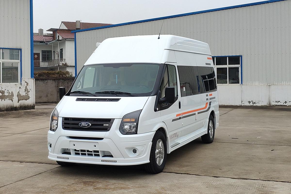 适配48V锂电/隐藏式马桶/商旅风格 尚旅全顺V348房车34.8万起