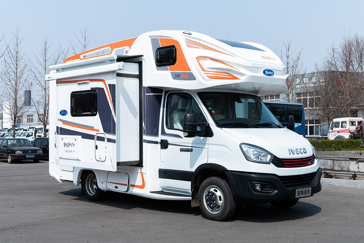 尊领系列2020款DT与ST新车型发布 亚特房车全国巡展活动已正式开启