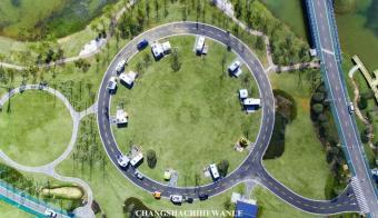 伊甸园房车对医护人员免费开放月亮岛房车露营!