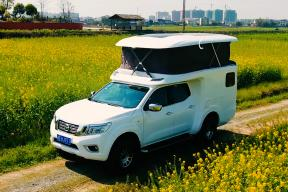 霞客乐多功能越野旅居车 2.16米车高智能升降顶 兼顾商务代步 探险和旅行