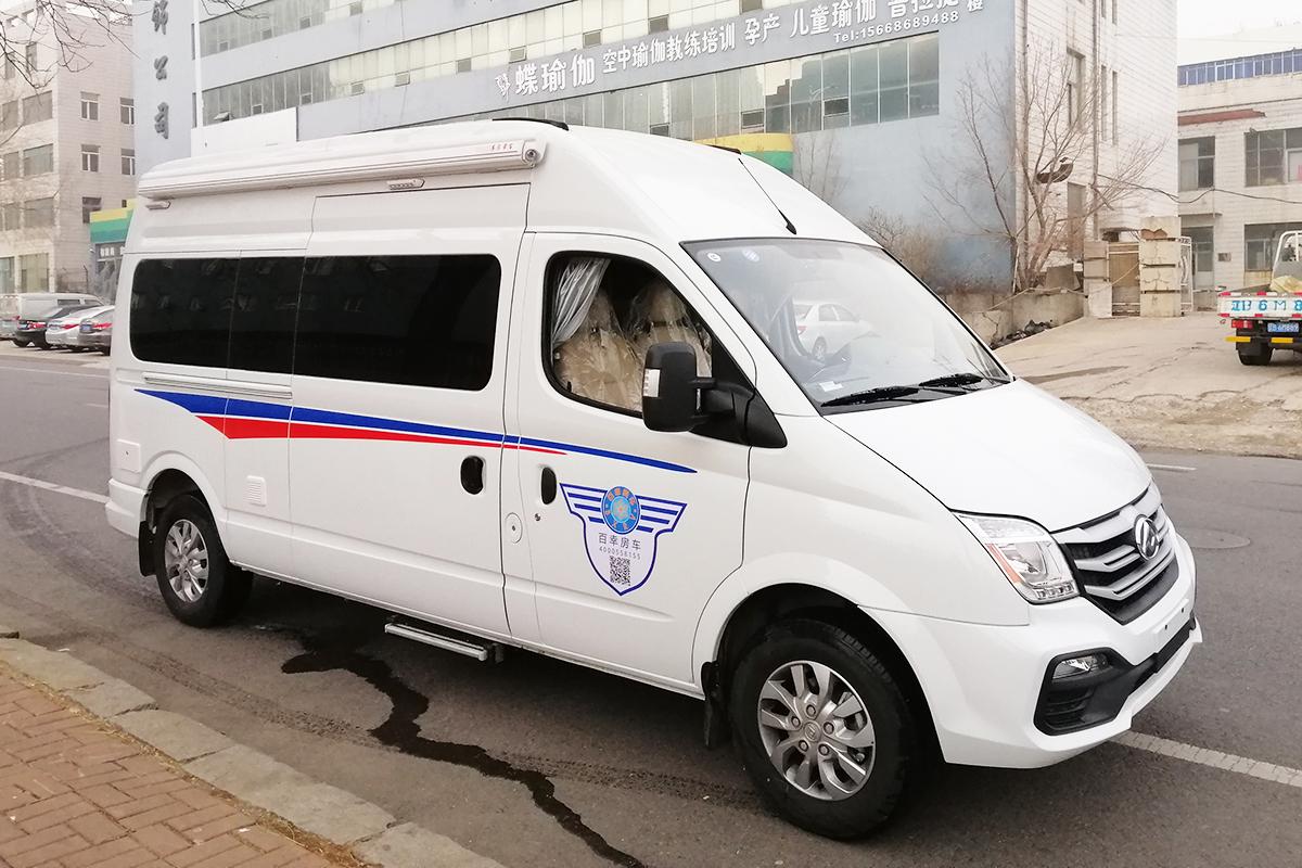 5月9日-11日南京房车购车节:吉姆西房车两款上汽MAXUS V80车型优惠一万!