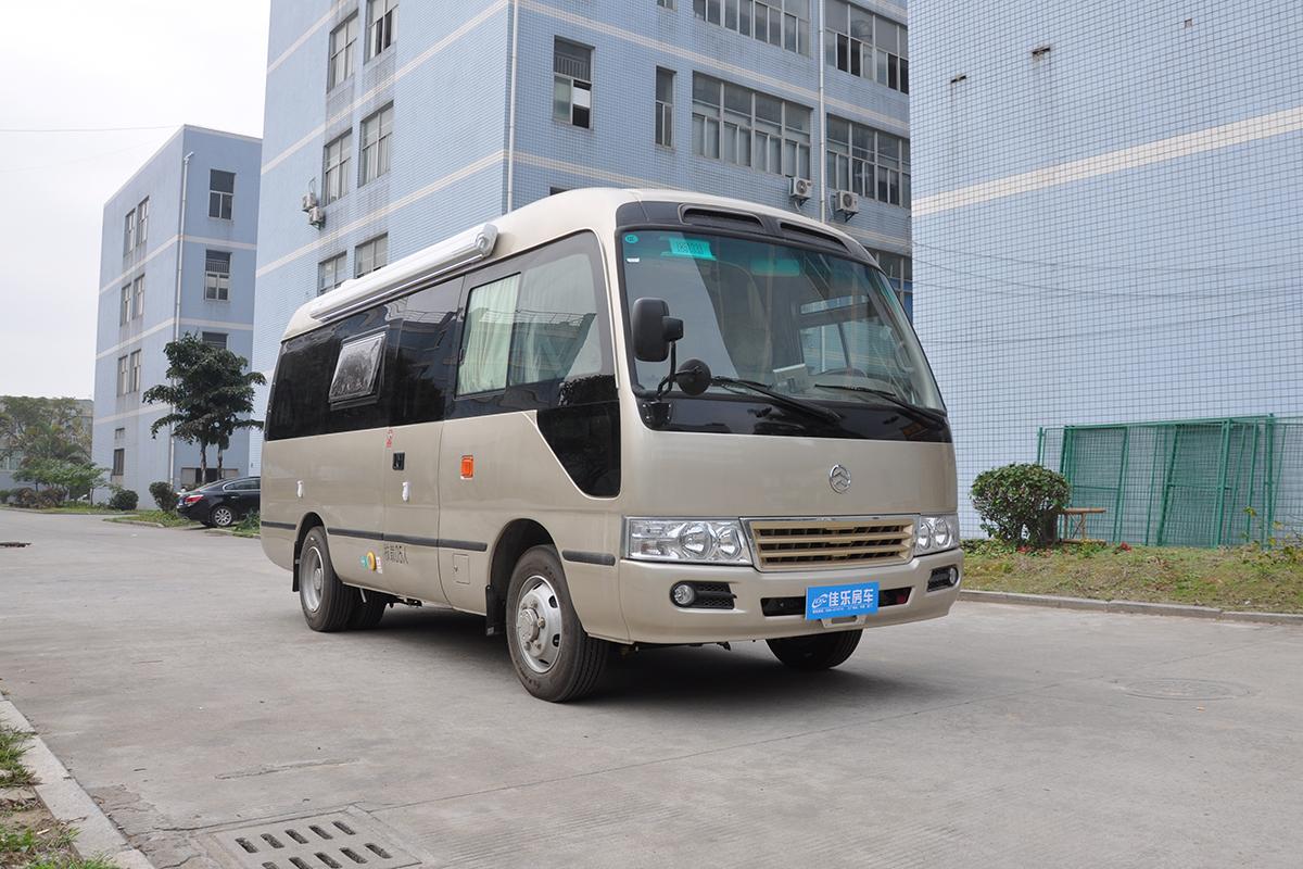 5月9日-11日南京房车购车节:佳乐三款车型亮相参展