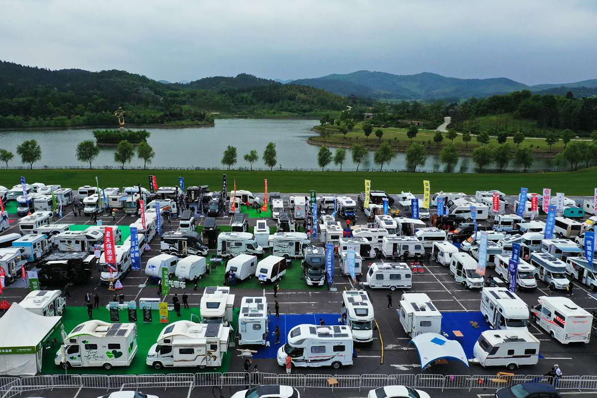 南京房车购车节重启房车市场 单日销量已达102台