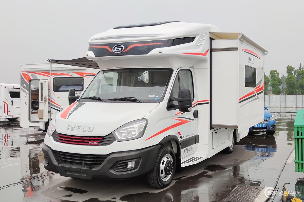 金冠房车格林卡诺系列3款车型亮相2020南京房车购车节