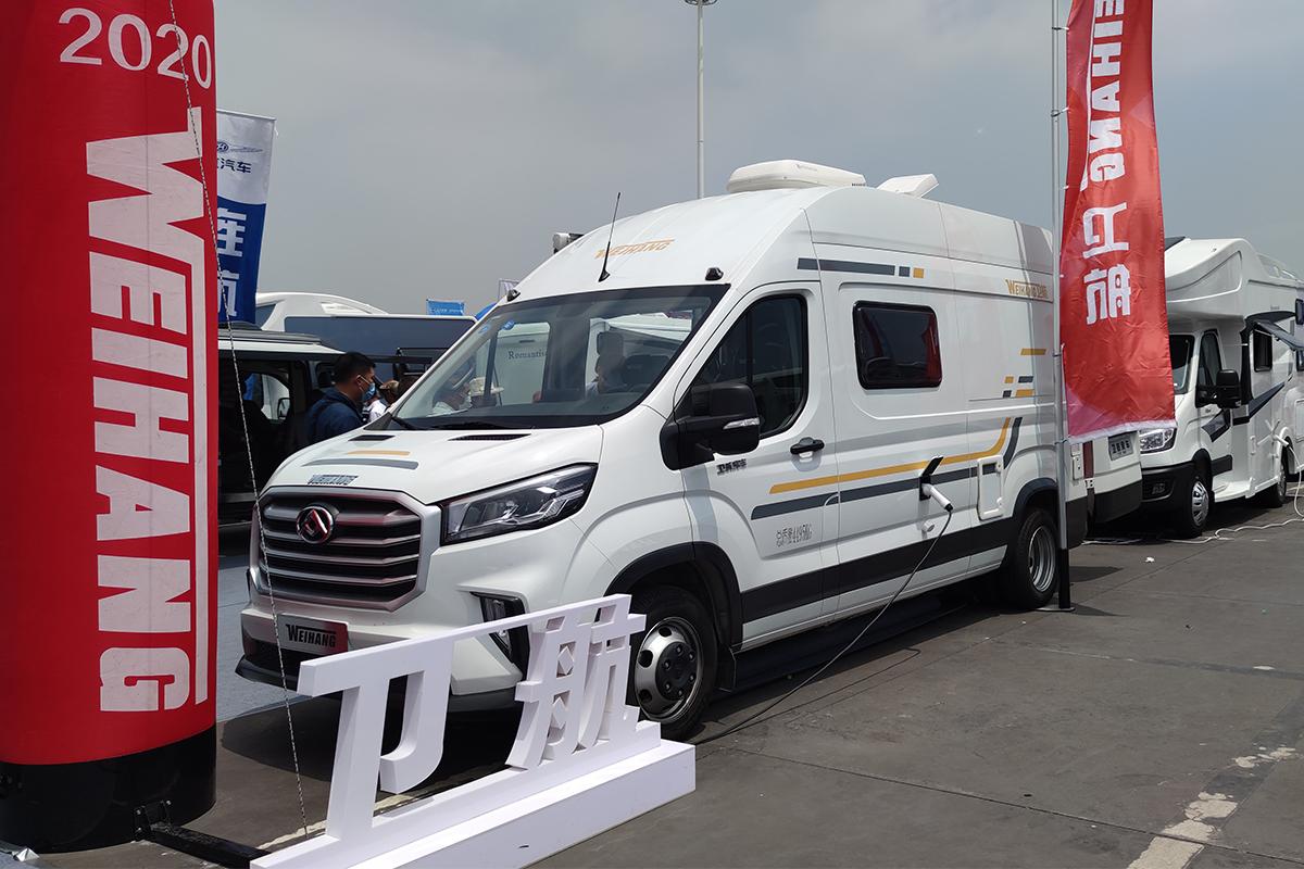 5月9日-11日南京房车购车节 卫航首款自行式B型房车登场