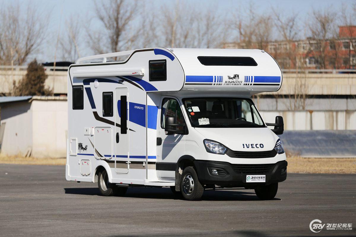 参与直播互动立享巨额优惠 巨威阿瑞斯5600纵床版房车今晚等你