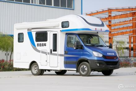 400W太阳能电池板+800Ah锂电 春田2020款瑞景房车45.8万元起售