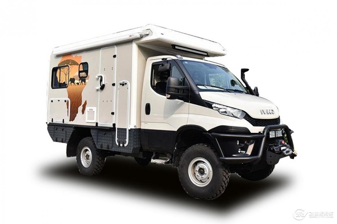 海姆朗宸房车-New Daily4X4-2020款洛德蒙特SPORT60