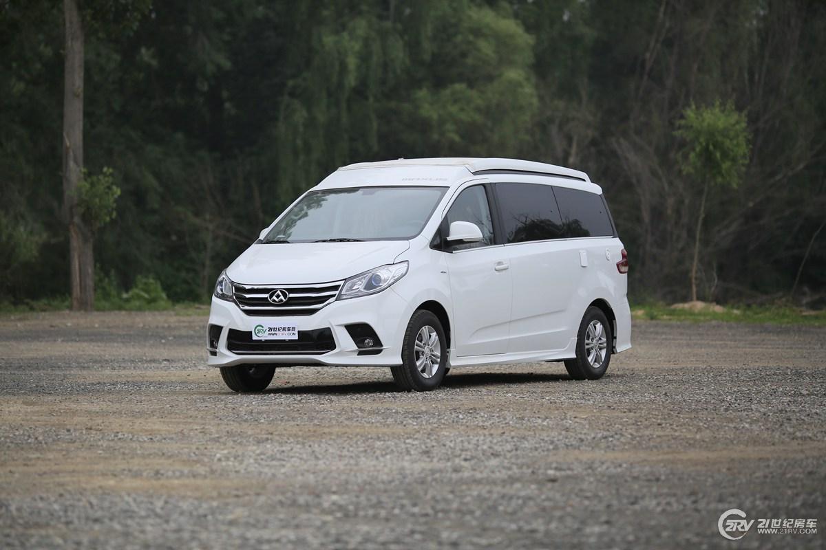 21RV看车团走进工厂 上汽MAXUS RG10国六版本最低27.5万起售