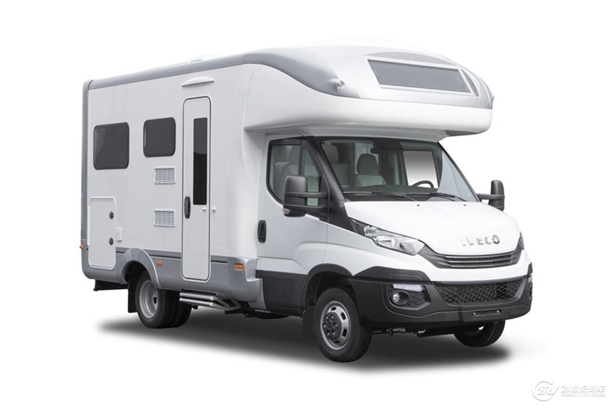引进欧洲工艺的海姆朗宸房车 洛德蒙特S60 (2020款) 车型推介