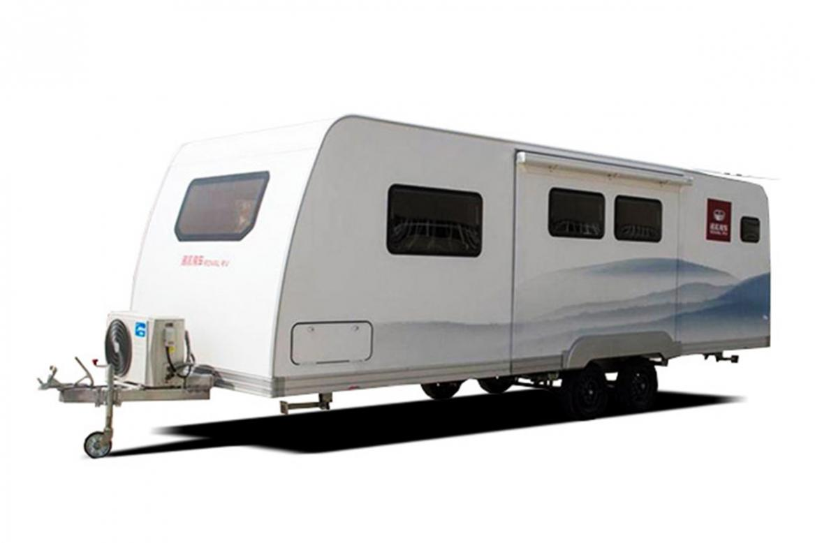 中美诺优房车-营地拖挂-2018款9米基型营地版