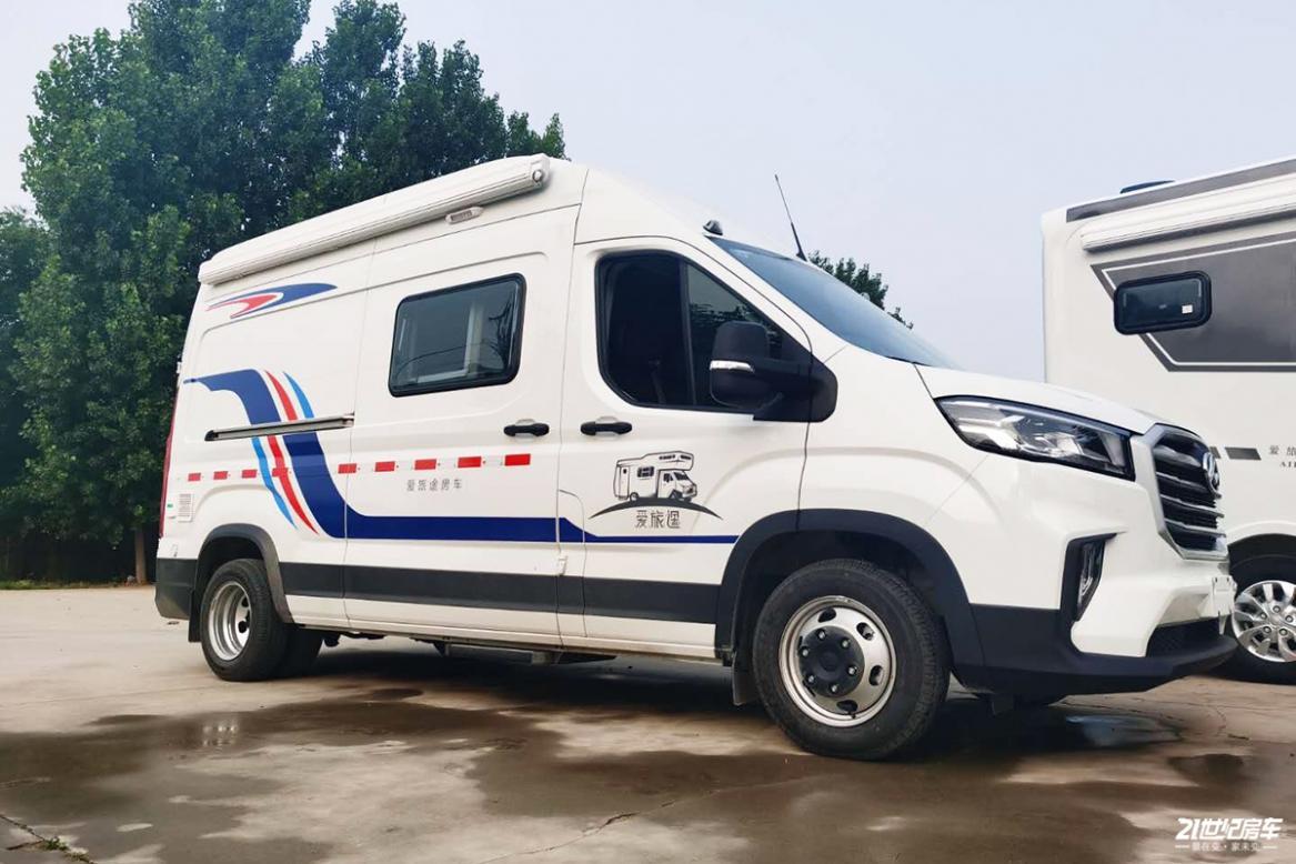 爱旅途房车-大通V90-2020款V90 B型
