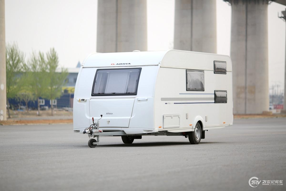 特价赠送空调 阿迪雅ALTEA系列552PK拖挂房车优惠促销