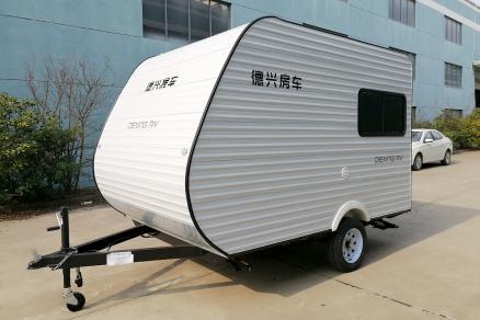 户外小助手 德兴美式小拖挂313-2型4.98万起售