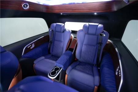 VULCANUS维努斯 商务六座——国际品质+四个VIP航空座椅,给您极致的乘坐享受!