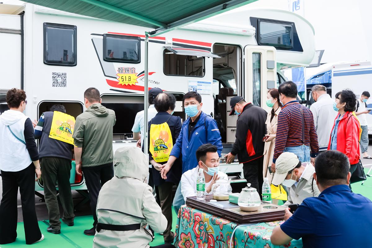 2020南京国际房车露营博览会参观攻略详解,速来围观
