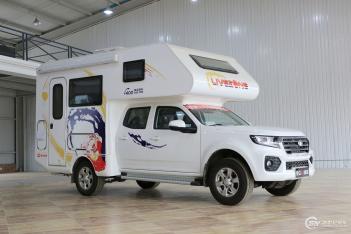 8月14-16日南京房车博览会 览众携多款车型参展
