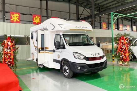 8月14-16日南京房车博览会:鲁道尔多款房车参展