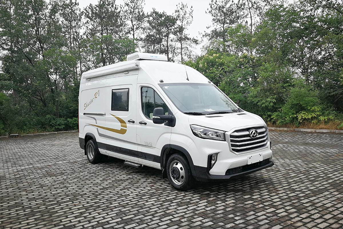 8月14-16日南京房车博览会:程力舒欣车型参展