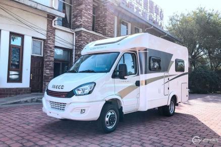 8月14-16日南京房车博览会:海姆朗宸房车参展