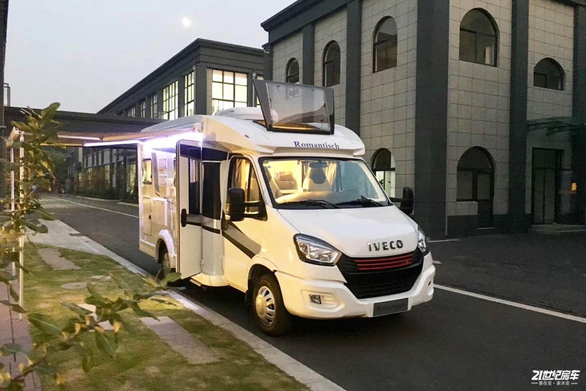 罗曼特斯房车-新Daily(欧胜)-2020款T1