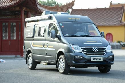 8月14-16日南京房车博览会:卫航多款房车参展