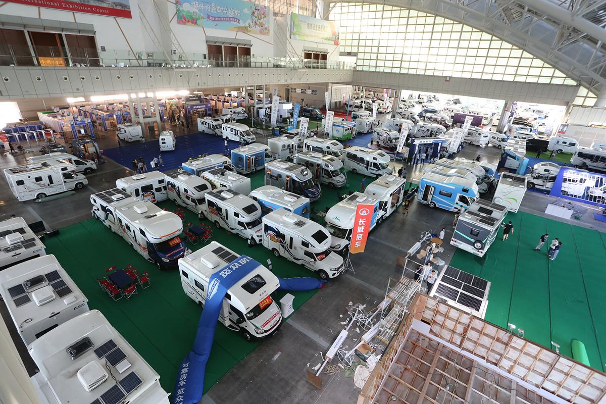 2020中国(南京)国际房车露营博览会明日开幕,百余房车品牌逆势破局