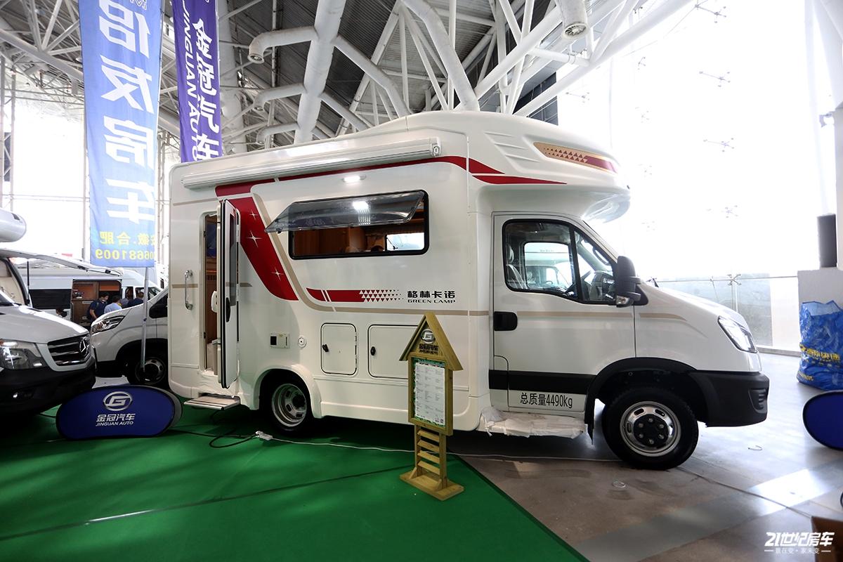 50.8万新品首发 金冠格林卡诺C型南京展会首发