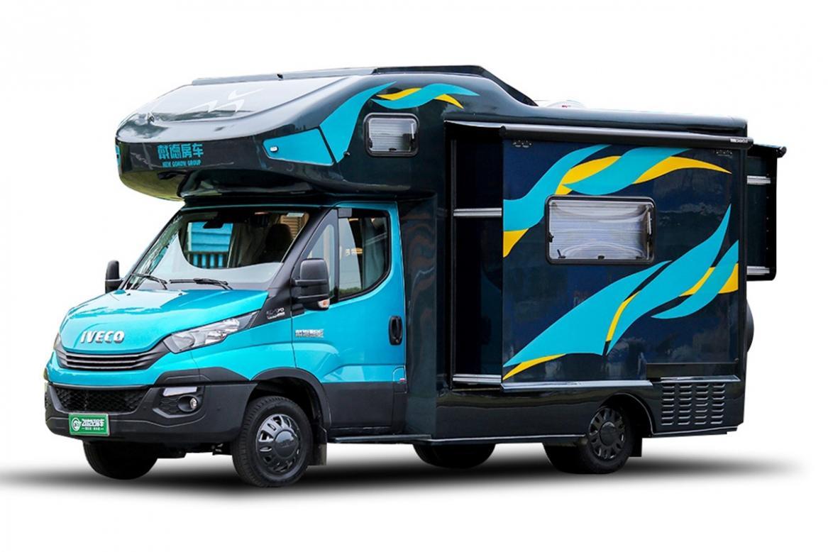 戴德房车-E途-2020款E途PRO MAX